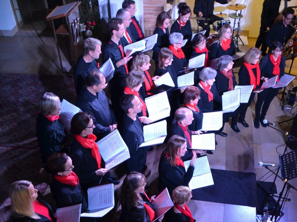 Chor AlCantare Konzert
