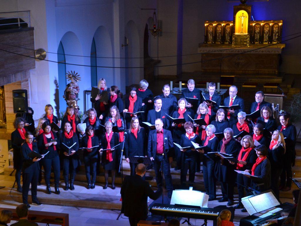 Chor AlCantare Regensburg Konzert
