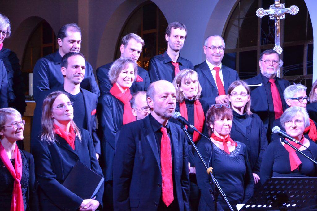 AlCantare Chor Regensburg mit Albrecht Wieler